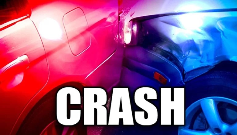 Crash on Highway 36 at Cameron injures two